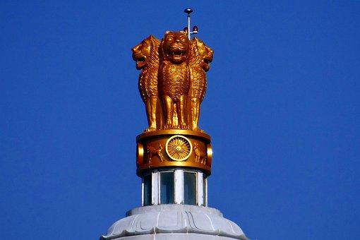 Lion Capital, National Emblem, Ashoka Emblem, India