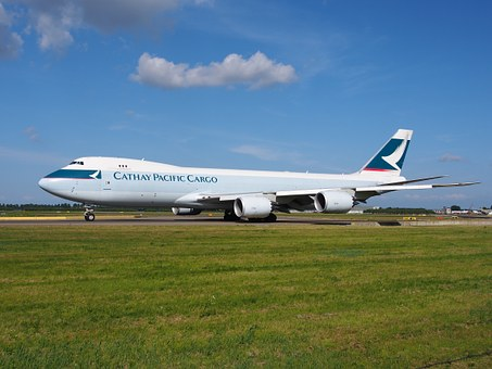 Boeing 747, Cathay Pacific, Jumbo Jet, Aircraft