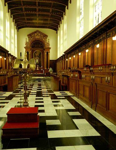 Cambridge, Chapel, College, Architecture, Church