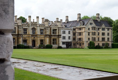 Cambridge University, Architecture, Buildings, Ancient