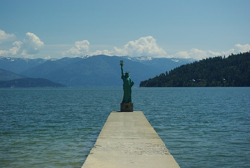 Sandpoint, Idaho, City Beach Sandpoint