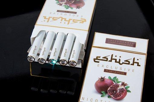 Shisha, Cigarettes, Arabic, Fruit Flavour, Electronic