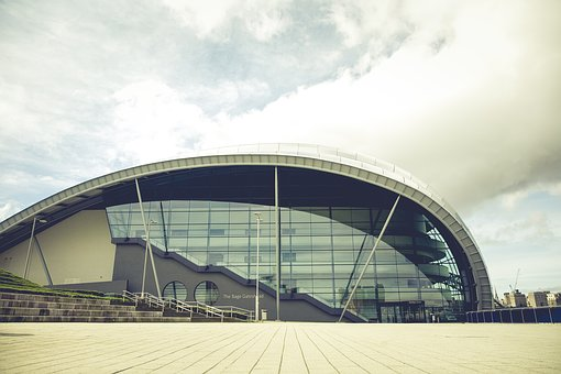 Architecture, Building, Concert Venue, Great Britain