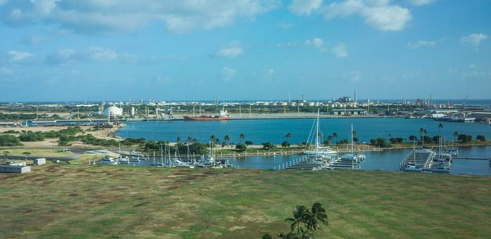 Hawaii, Ko Olina, Marina, Beach, Oahu, Ocean, Water