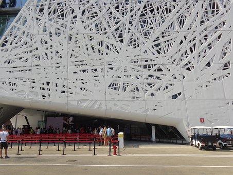 Expo Milan, Exposure, 2015, Italy, Architecture