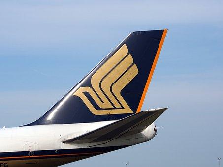 Boeing 747, Jumbo Jet, Singapore Airlines, Cargo