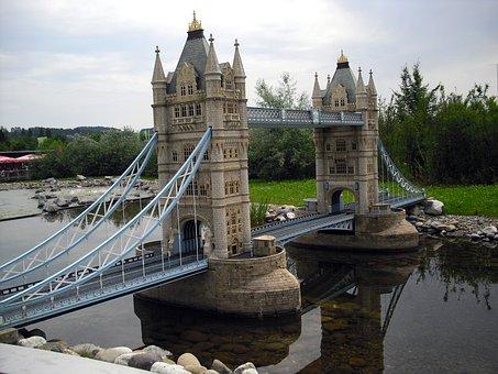 Places Of Interest, Tower Bridge, Miniatures