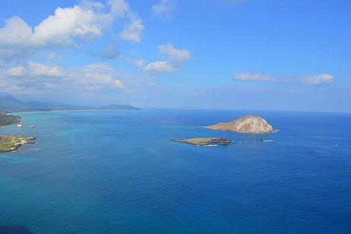 Hawaii, Ocean, Water, Beach, Travel, Sea, Vacation