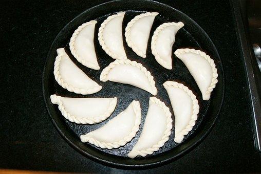 Pie, Repulgue, Traditional