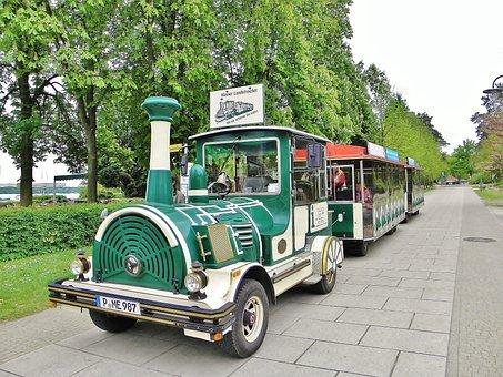 Trotting Track, Tour, Tourism, Bad Saarow, Train