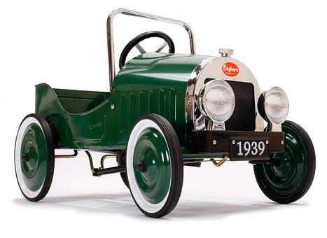 Vintage, Tin Toy Car, Tin, Toy Car, Vintage Toys, Toy