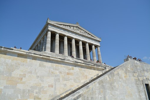 Walhalla, Hall Of Fame, Building, Ancient Architecture