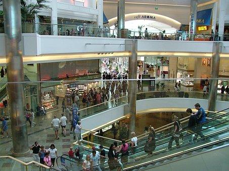 Shopping Centre, Southampton, Westquay