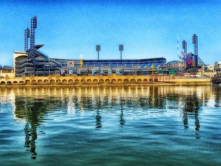 Pnc Park, Pittsburgh, Pennsylvania, Baseball, Sports