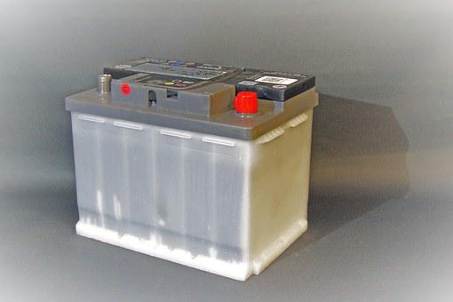 Battery, Car