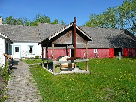Steinbach Mennonite Heritage Village, Old, Farmhouse
