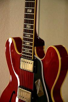 Electric Guitar, Guitar, Gibson Les Pauls, Electrically