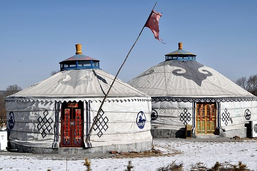 Inner Mongolia, China, Travel, Landscape, Season