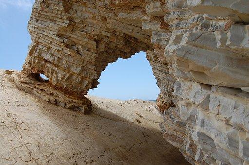 Limestone, Rock, Arch, Erosion, Nature