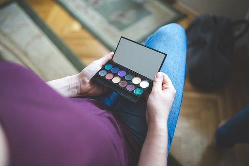 Eyeshadow, Eye Shadows, Palette, Make Up, Make-up