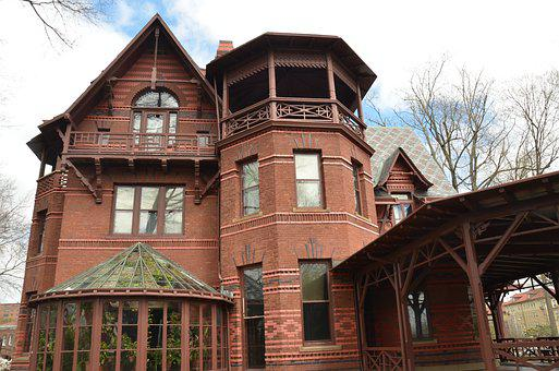 Mark Twain House, Mark Twain, Writer, Book, Read, House