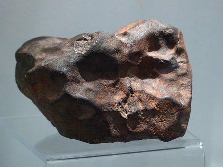 Meteorite, Stone, Rock, Iron Meteorite