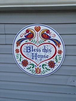 Bless This House, Pa Dutch, Pennsylvania Dutch