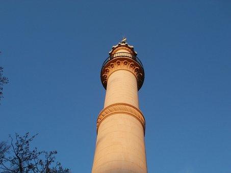 Minaret, Mosque, Schlossgarten, Schwetzingen, Religion