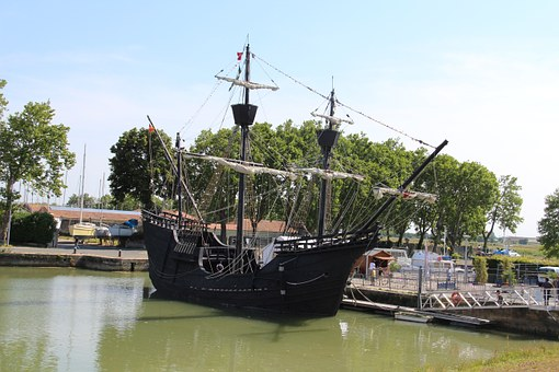 Nao Victoria, Magellan, Ship, Rochefort, Historic