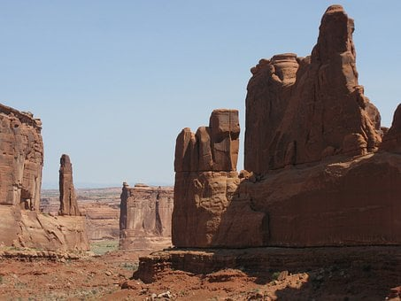 Arches Np, Usa, Utah, Southwest Usa, National Park