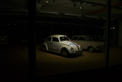 Beetle, Vw, Vw Beetle, Oldtimer, Auto, Vehicle, Memory