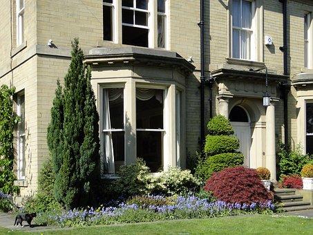 Old House, Victorian, England, Villa, Architecture