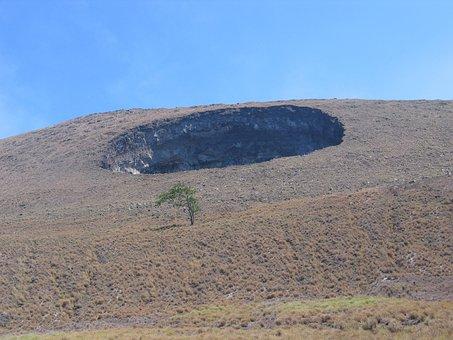Volcano, Batteries Hole, Nicaragua, Managua