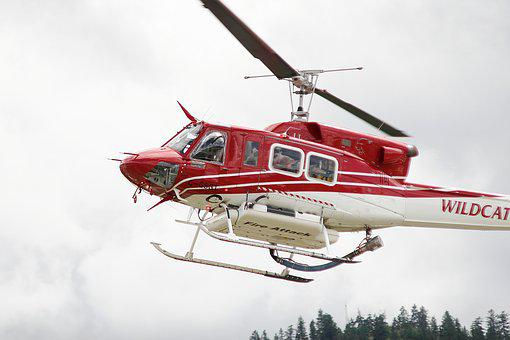 Helicopter, Rescue, Emergency, Flight, Air, Sky