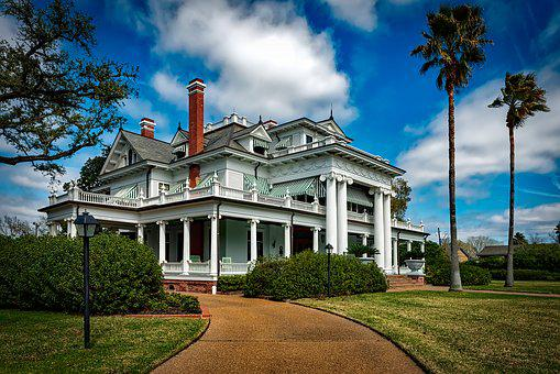 Mcfadden-ward House, Beaumont, Texas, Home, Mansion