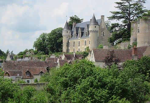 Château De Montrésor, Castle, Medieval, Mansion