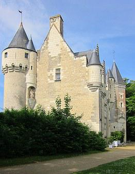 Château, Montrésor, Renaissance, Mansion, Castle