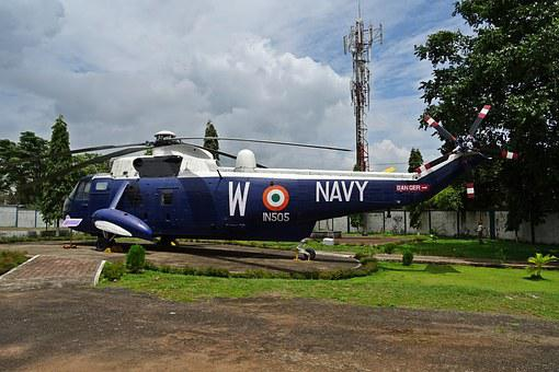 Chopper, Helicopter, Museum, Aviation, Naval