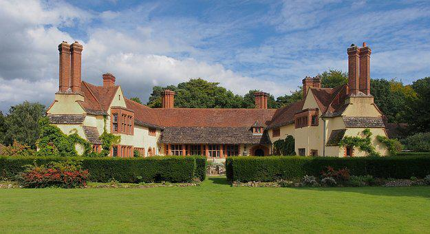 Goddards, Country House, House, Home, Architecture