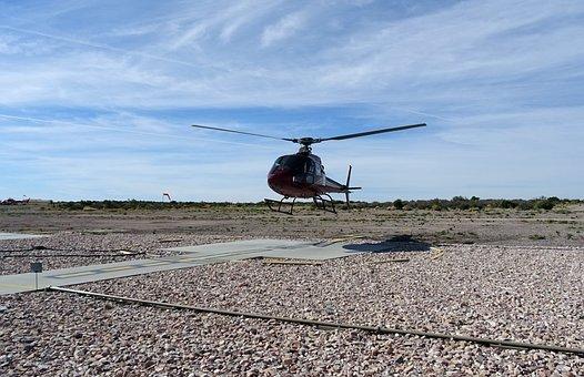 Ranch, Hualapai, Indian, Grand Canyon, Chopper
