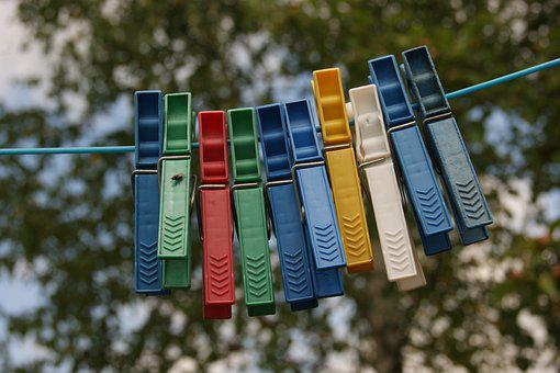 String, Binder, Wash, Blue, Color, Green, Red, Yellow