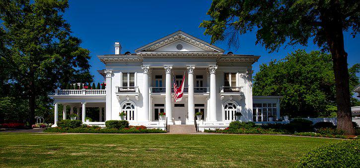 Montgomery, Alabama, Governor's Mansion, House, Home