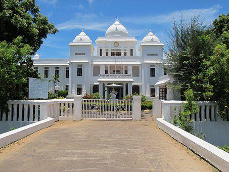 Jaffna, Library, Colonial, Sri Lanka, Building