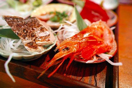 Japanese Food, Japan Food, Tavern, Restaurant, Sashimi