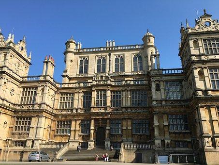 Wollaton Hall, Nottingham, Aged, England, Landmark