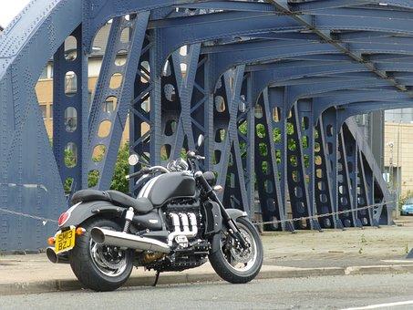 Cruser, Lowrider, Custom, Motorcycle, Motorbike, Motor