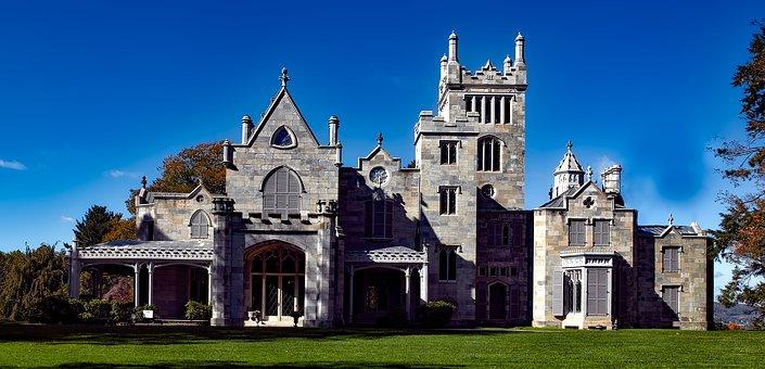 Lyndhurst, Tarrytown, New York, Mansion, House, Home