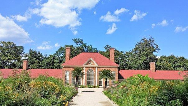 Mount Vernon, George Washington, President, Estate
