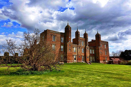 Milford Hall, Palace, Estate, Noble, Mansion, Historic