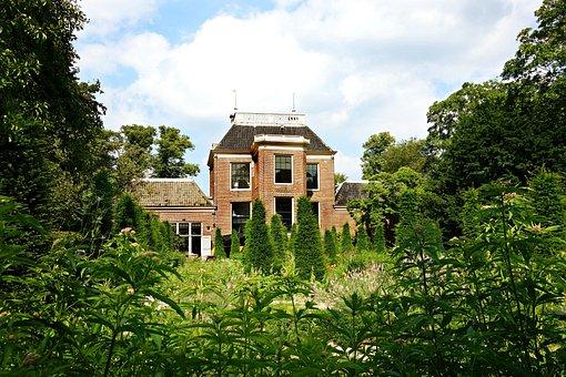 Manor, Estate, Mansion, 17th Century, Residence